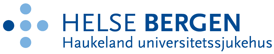 Logo for Helse Bergen - Haukeland universitetssjukehus